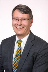 Profile image for Councillor Andy Crump